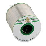 AIM Metals SN100C-GLOW-032-2.5%-1 Glow Core No-Clean Wire Solder, 1lb Spool