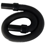 Atrix International 31661 ESD Vacuum Stretch Hose 6' Black