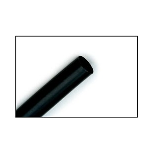 "3M FP301-3/16-48""-BLACK 3/16"", 48"" Heat Shrink Tubing, Black"