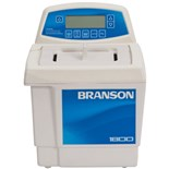 Branson CPX1800H Ultrasonic Cleaner with Digital Timer Plus Digital Heat Control, 1/2 Gallon