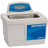 Branson CPX2800H Ultrasonic Cleaner with Digital Timer Plus Digital Heat Control, 3/4 Gallon
