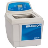 Branson CPX1800 Ultrasonic Cleaner with Digital Timer without Heater, 1/2 Gallon