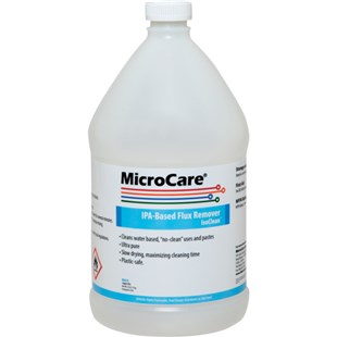 MicroCare MCC-BACJG IsoClean™ IPA Based Flux Remover, 1 Gal.