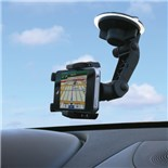 Panavise 15504 PortaGrip® Smartphone Holder with 811 Suction Cup Mount
