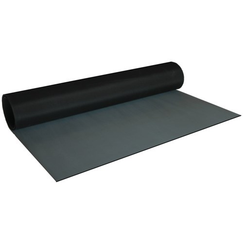 24x40 2layer Gray Roll Two Layer Esd Safe Rubber Table Mat
