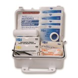 6060 Waterproof General Purpose First Aid Kit, 10 Person