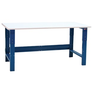 "BenchPro RD3060 Roosevelt ESD-Safe Work Bench, Adjustable Height, 30"" D x 60"" L"