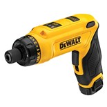 Dewalt DCF680N2 8V MAX* Gyroscopic Screwdriver 2 Battery Kit