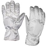 "Transforming Technologies FG2602 ESD-Safe Hot Gloves, 11"", Medium, Pair"