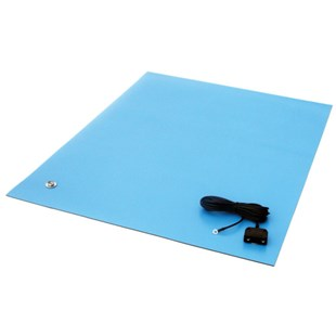 Transforming Technologies 2 Layer Rubber ESD-Safe Table Mats
