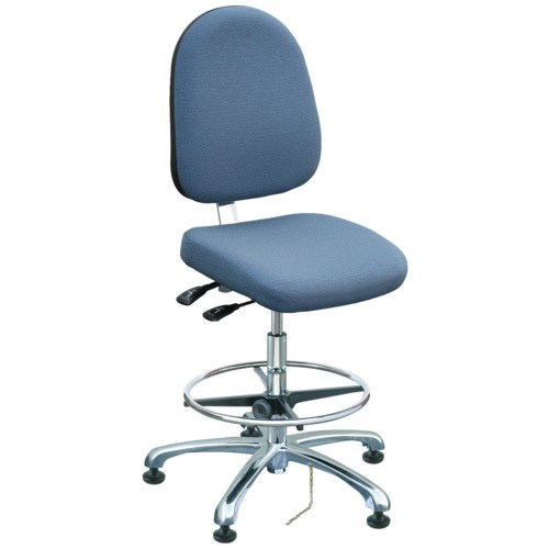 Bevco INTEGRA E Series ESD Safe Ergonomic Chairs With Large Back