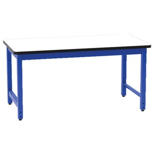"Production Basics 3010 RTW Electronic Assembly Work Bench (Standard Work Surface Bench), 30"" D x 72"" L"