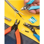 Xuron TK2300 3-Pc Wire Harness Tool Kit with Pouch