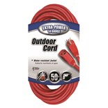 Midstate CM02408 Coleman 50' Extension Cord 14/3