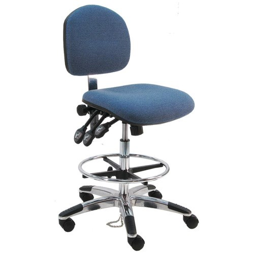 Awe Inspiring Benchpro Lat Dfa Deluxe Ergonomic Esd Safe Chair With Ocoug Best Dining Table And Chair Ideas Images Ocougorg