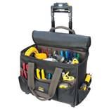 Custom Leather Craft L258 Rolling Tool Bag