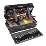 Chicago Case Company 95-8603 Extra-Large Military Style Rugged Tool Case
