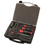 Wiha 28589 59-Pc Master Torque Control Set 1 to 50 In-lbs