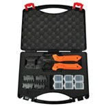 Engineer Inc PAD-01 Handy Crimp Tool Kit for JST, JAE, HRS, Molex and Amp Tyco Terminals