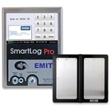 EMIT 50780 SmartLog Pro™ Wrist Strap Footwear Tester with Proximity and Barcode Reader