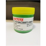 Loctite IDH 2023628 GC 10 Solder Paste, No-Clean, SAC305 T3, Temperature Stable, 500 Gram Jar