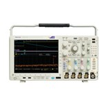 Tektronix MDO4104C Mixed Domain Oscilloscope with (4) 1 GHz analog channels, 20M record length