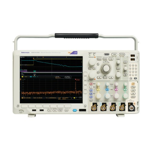 Oscilloscope Model Number : Tektronix mdo c mixed domain oscilloscope with