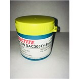 Loctite IDH 2040989 GC 3W Solder Paste, Water Soluble, SAC305 T4, 500 Gram Jar