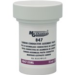 MG Chemicals 847-25ml Carbon Conductive Assembly Paste, 1 oz