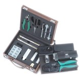 Eclipse ProsKit PK-6940 Fiber Optic tool Kit with 2.5mm and 1.25mm VFL's