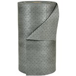 "Brady SPC MRO30-P SPC MRO Plus® Absorbent, Heavy Weight, Perforated 30"", 30"" x 150' Roll"