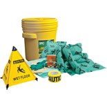 Brady SPC SKH-20-RESCUE Hazwik® Chemical 20 Gallon Rescue Spill Absorbent Kit