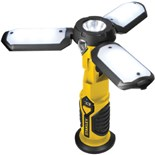 Stanley SAT3S Satellite Rechargeable Li-ION LED Work Light w/ Portable USB Power