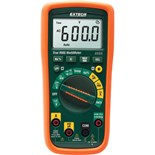 Extech EX355 11 Function True RMS Multimeter with Non-Contact Voltage