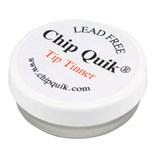 Chip Quik SMDTCLF Soldering Iron Tip Tinner / Cleaner (lead free)