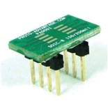 Chip Quik PA0001 SOIC-8 to DIP-8 SMT Adapter (1.27 mm pitch, 150/200 mil body)