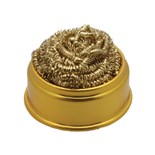 Aven 17530-TC Soft Coiled Brass Tip Cleaner