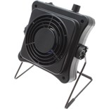 Aven 17015 Dual Function ESD-Safe Bench Fan & Smoke Absorber with 3-Prong Plug 120V