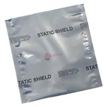 "SCS 81768 STATIC SHIELD Metal-In Bags, 6"" x 8"", 100/Case"