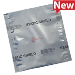 "SCS 81735 STATIC SHIELD Metal-In Bags, 3"" x 5"", 100/Case"