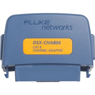 Fluke Networks DSX-CHA804S DSX CAT8 Channel Adapter Set