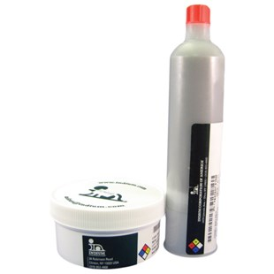 Indium IND-800517-600C 3.2 Type 4 SAC305 Water-Soluble Solder Paste, 600g Jar