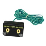 TestEquity BGB Wrist Strap Bench Grounding Block with 10' Cord