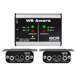 SCS 770062 WS Aware Monitor, Big Brother Remotes, Ethernet Output