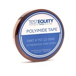 "TestEquity TST22-0250 Polyimide Film Tape with Silicone Adhesive 1/4"" x 36 Yards"