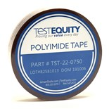 """Techni-Pro TST22-0750 Polyimide Film Tape with Silicone Adhesive 3/4"""" x 36 Yards"""