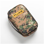 Fluke CAMO-C25/WD Soft Camo Case for DMM (Woodland Digital Camouflage)