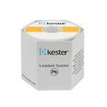 Kester 24-0001-0027 Solder Wire, Rosin Core, Lead Free, Sn95Sb5, 3.3%, 0.031 in (0.80 mm), 44 Series
