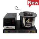 American Beauty D-600C Digital Mil-Spec Solder Pot (2.5 lbs) Coated Crucible for Lead-Free