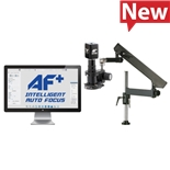 O.C. White TKMACZ-AF-FA-F MacroZoom AF+ Intelligent Auto Focus HD Video Inspection System with Fluorescent Ring Light